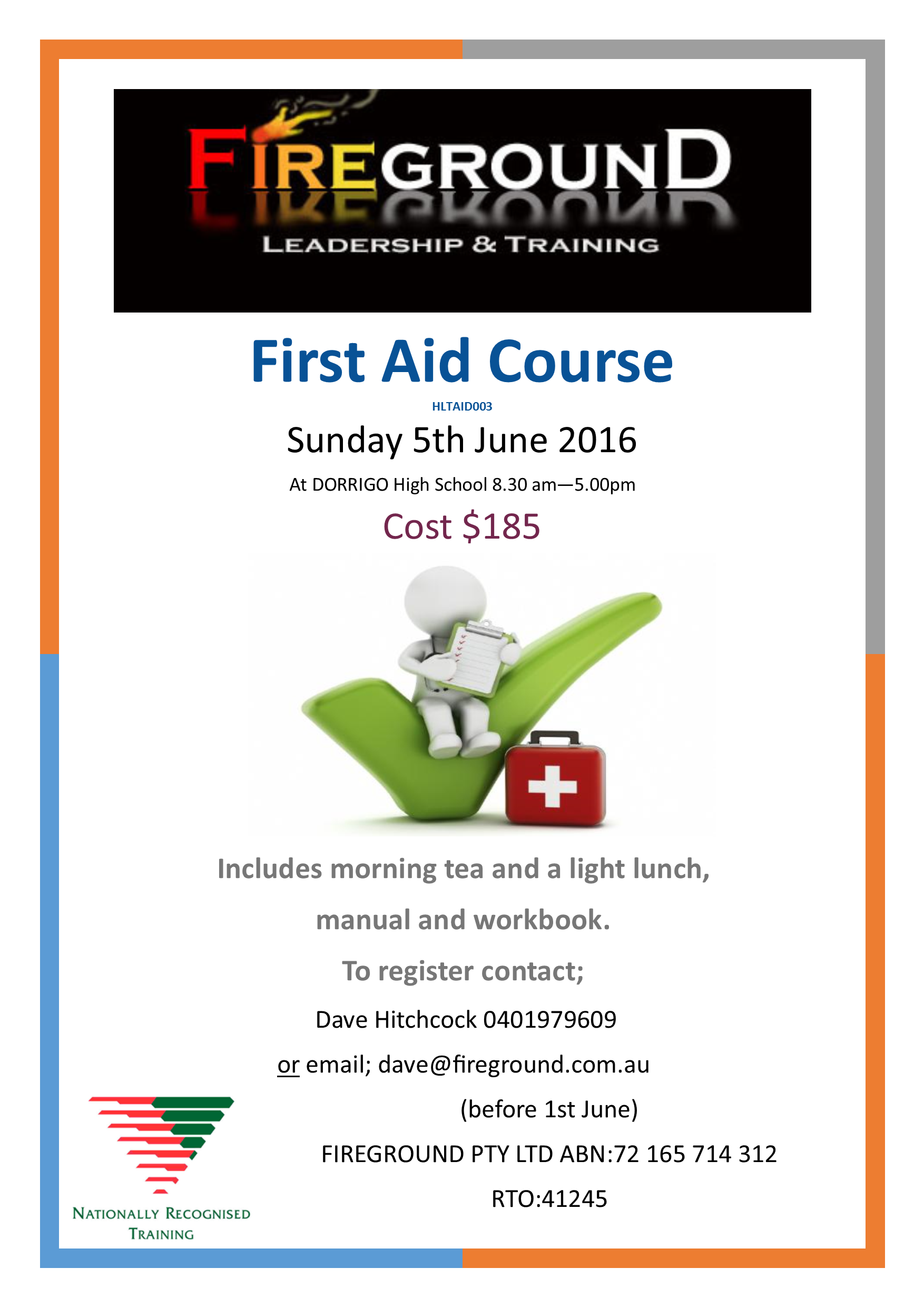 First Aid flyer 04032016 A3